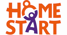 Home-Start CHAMS logo sticky header